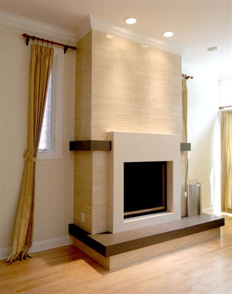 modern fireplace remodel contemporary fireplace