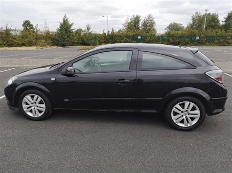 opel astra 2008 used opel astra astra 2008 petrol 1 4 black for sale in