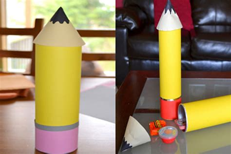 craft ideas for to make at school back to school pencils crafts for pbs parents