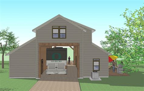 home building design rv port home design 6