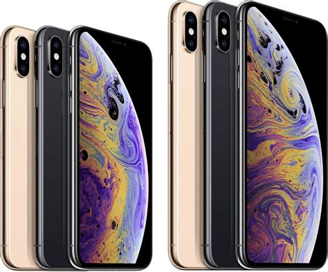 iphone xs 5 8 quot and 6 5 quot models pre order now