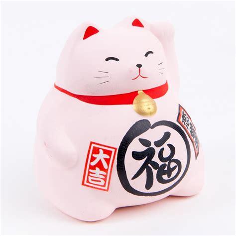 Cat Coin Bank Celengan Last Stock lucky cat maneki neko coin bank pink japanese shop