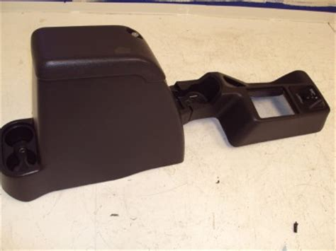Jeep Tj Center Console 1997 2006 Jeep Wrangler Sport Black Center Console W
