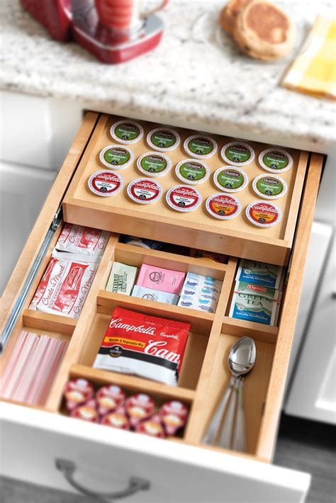 Shelf Of K Cups by 4wtcd Series Two Tiered K Cup Organizer Kbis Pressroom