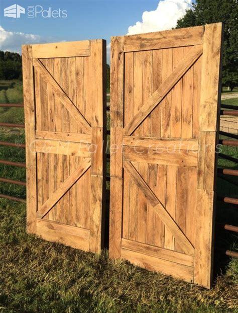 Pallet Barn Door Must See Prodigious Pallet Barn Door Set Pallet Ideas Pallet Barn Door Sets And Barn Doors