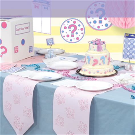 Baby Shower Tableware by Baby Shower Supplies Decorations Decor From