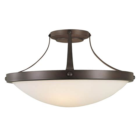 Semi Flush Ceiling Lighting Semi Flush Ceiling Light Ebay