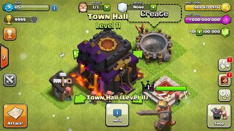 clash of clans hack apk clash of clans v6 407 2 apk 2 techinvicto