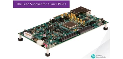 maxim integrated products battery management maxim integrated power management for fpga reference designs