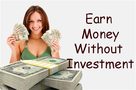 How To Make Money Without Investing Money Online - do you want to make money without investment classi blogger