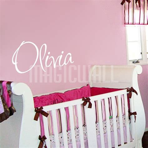 custom wall stickers canada wall decals personalized name monogram wall stickers
