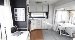 Puma Rv Floor Plans fabulous 5th wheel camper makeover