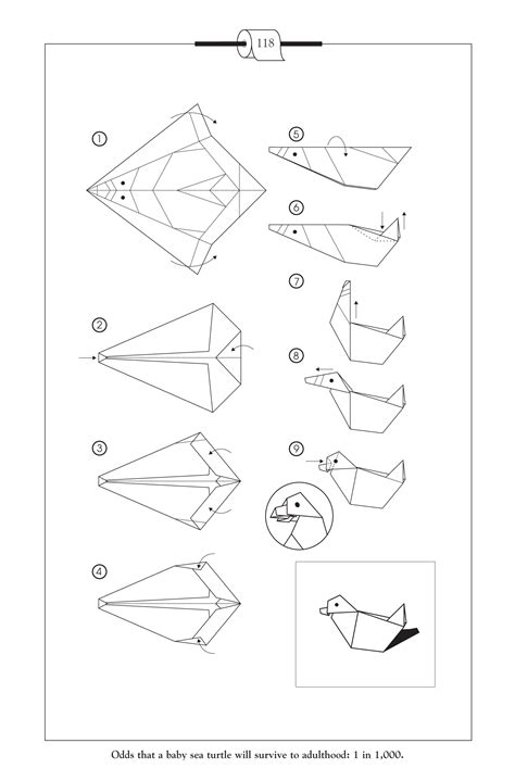 Prison Duck Origami - our new year s gift to you the origami ducky