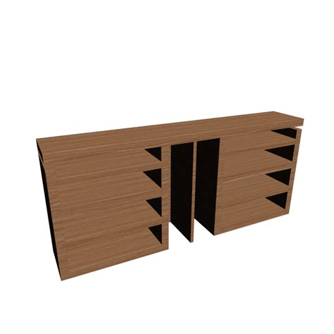 malm 3 headboard bed shelf set design and decorate