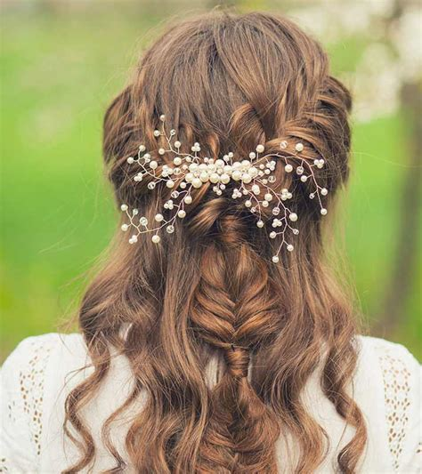 bridal hairstyles   length hairstyles
