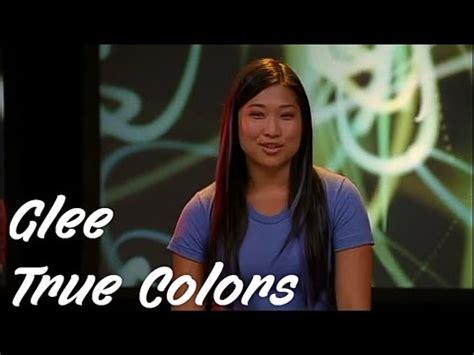 glee cast true colors glee true colors lyrics hd