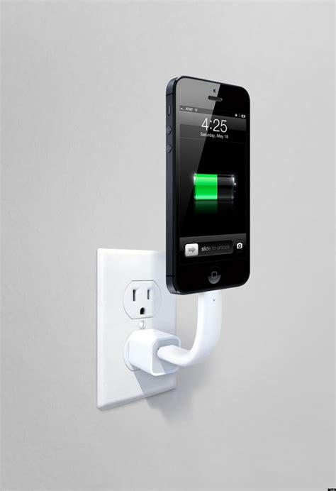 charging iphone with charger iphone 5 trunk charger is simply amazing huffpost uk