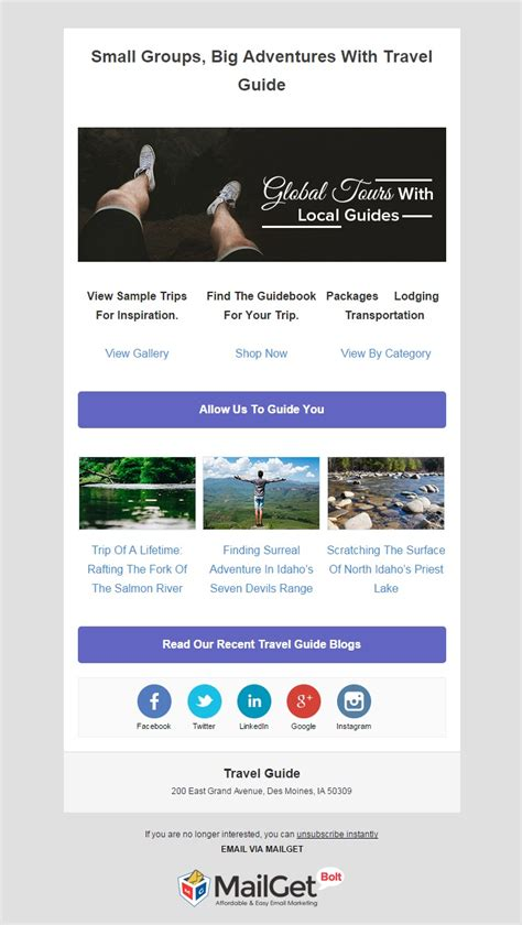 travel email templates 10 best travel email templates for tourism agencies formget