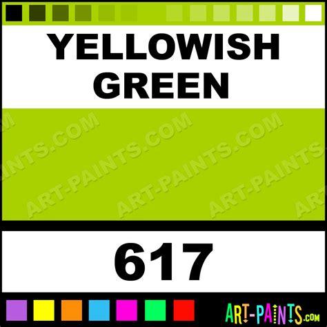 yellowish green colors paints 617 yellowish green paint yellowish green color