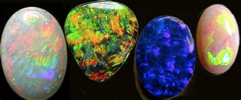 opal color opal causes of color