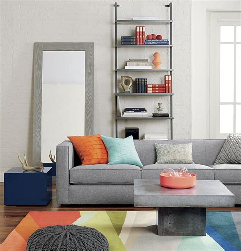grey and orange bedroom 3 striking color combinations for fall