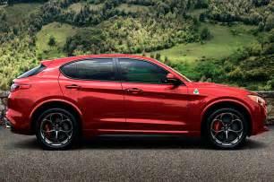 Alfa Romeo Motors Alfa Romeo Stelvio Arrives As Alfa S Suv