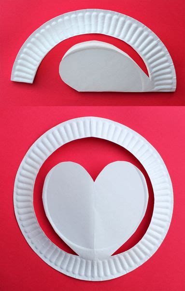 Craft Work With Paper Plate - pop up hats made out of paper plates craft idea for