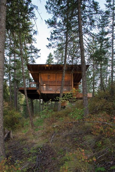 Flathead Lake Cing Cabins cabin on flathead lake andersson wise architects lakes