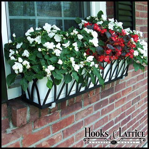decorative window boxes decorative window boxes decora wrought iron flower boxes