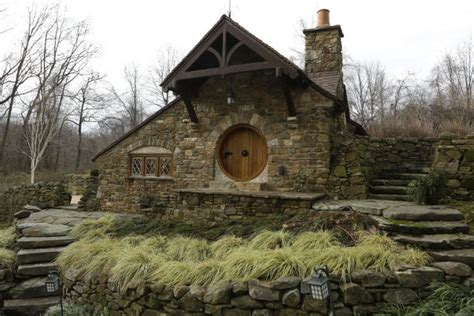 hobbit style homes a special hobbit house for tolkien fan geek style guide