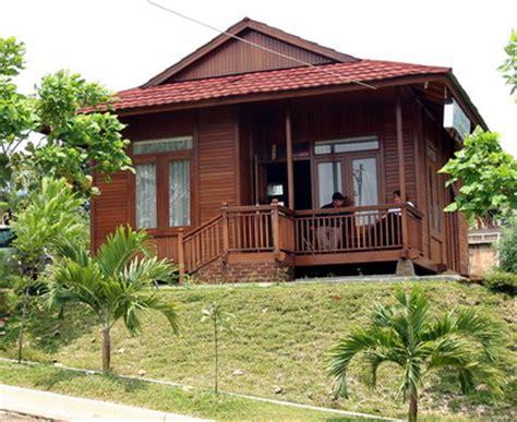 desain interior rumah dari kayu rumah dari kayu yang minimalis dan sederhana