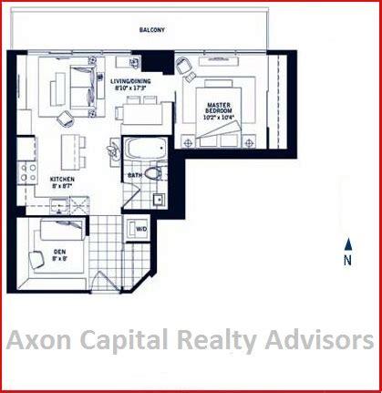maple leaf square floor plans maple leaf square 1 bedroom den edmonton 607 sq 03