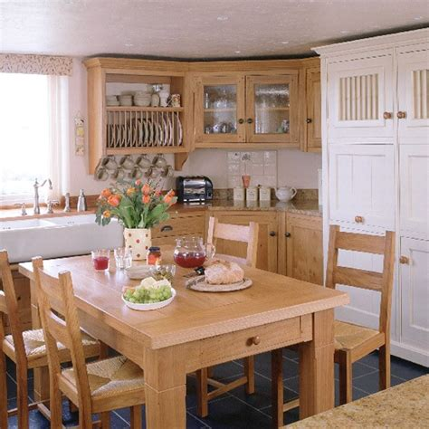 country kitchen diner ideas country oak kitchen diner kitchen design housetohome co uk