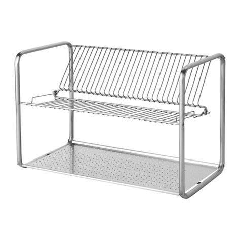 ikea dish rack ordning dish drainer stainless steel 50x27x36 cm ikea
