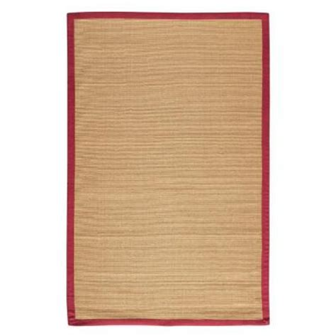 12 x 15 jute rug home decorators collection washed jute 12 ft x 15 ft area rug 0364440110 the home depot