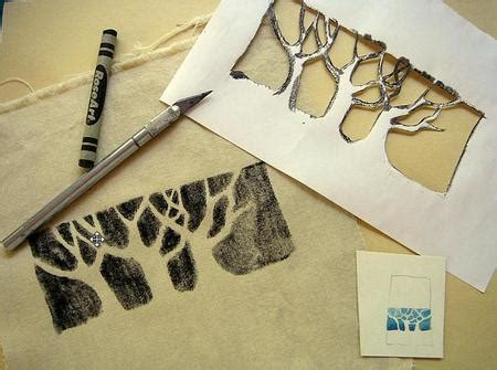 How To Make Paper Stencils - stencil exercise agneslowpeishan s