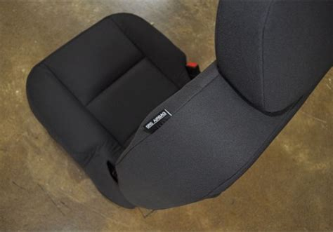 2004 crown seat covers cynergy introduces officers patrol seat news