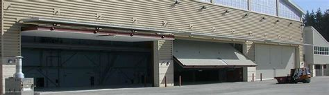 aircraft hangar doors design hangar doors install service repair replace design