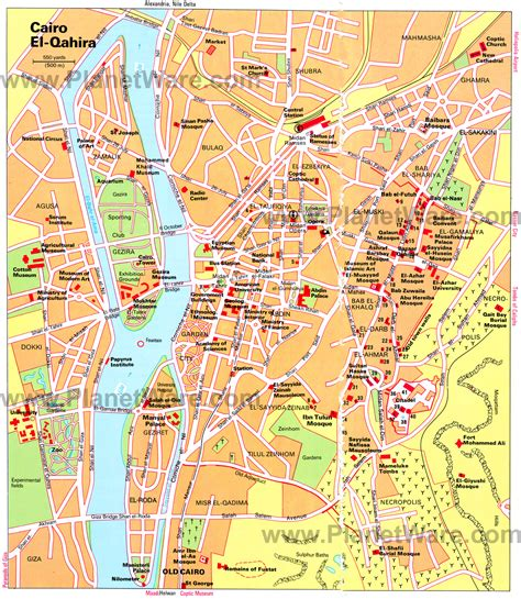 cairo map 15 top tourist attractions in cairo easy day trips