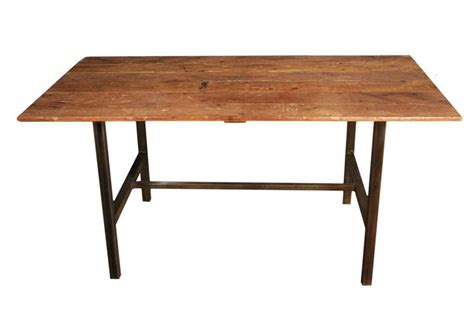 Brownstone Dining Table Custom Made Brownstone Reclaimed Wood Dining Table By Brothers Of Industry Custommade