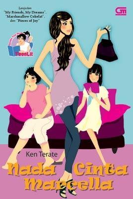 Novel Ken Terate Join The Resensi Novel Lit Nada Cinta Marcella By Ken Terate