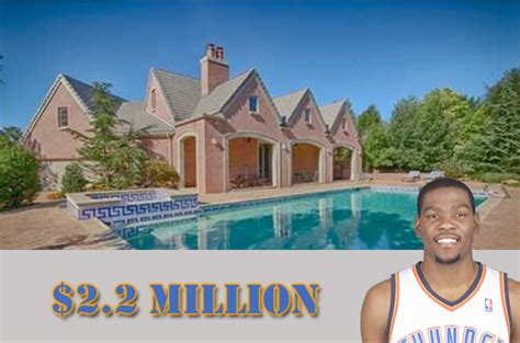 kevin durant is selling his 2m okc mansion pictures