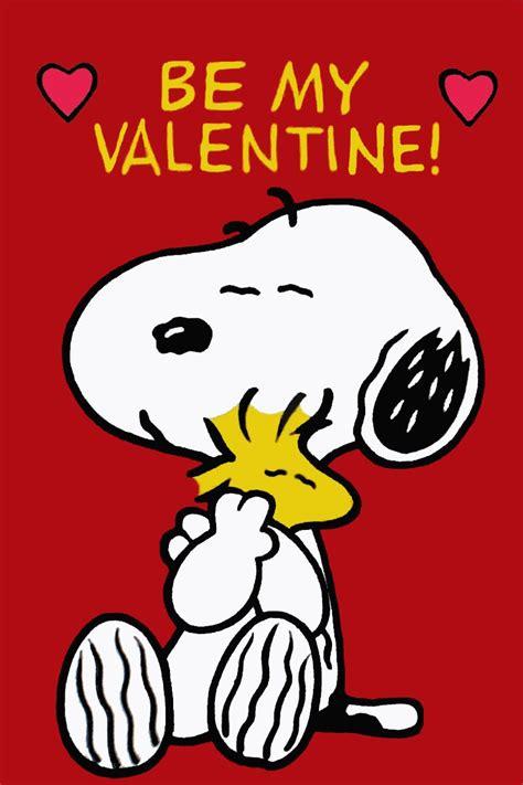 peanuts valentines be my flag snoopn4pnuts peanuts