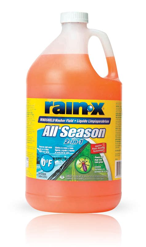 how do you add windshield washer fluid for the rear windshield windshield washer fluids additives rain x