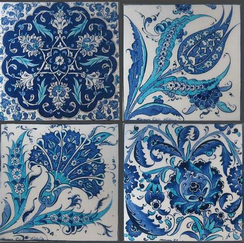 painting on ceramic tile craft turkish art design www pixshark com images galleries