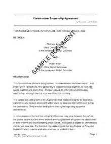 Canadian Separation Agreement Template prenuptial agreement canada legal templates