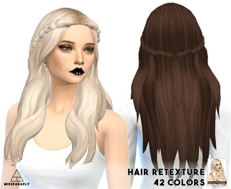 Sims 4 Popular Custom Content Hair | xurbansimsx official website top 10 sims 4 custom content