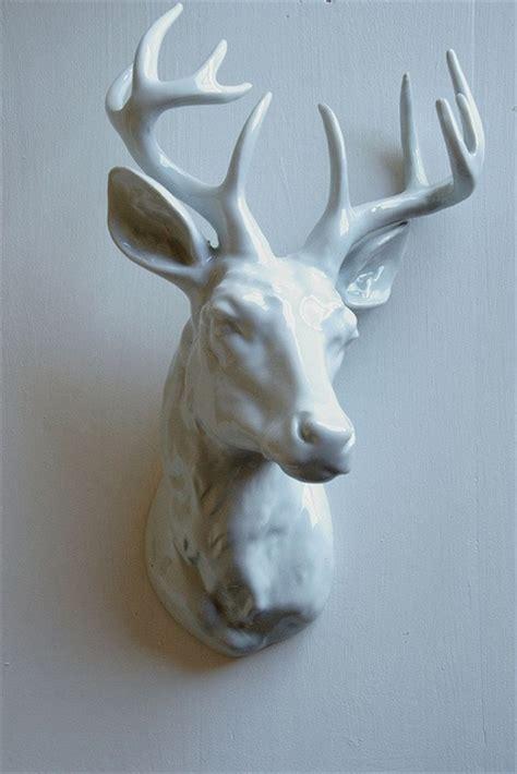 porcelain deer head 17 best ideas about mounted deer heads on pinterest deer