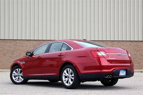 2010 ford taurus review review 2010 ford taurus sel photo gallery autoblog