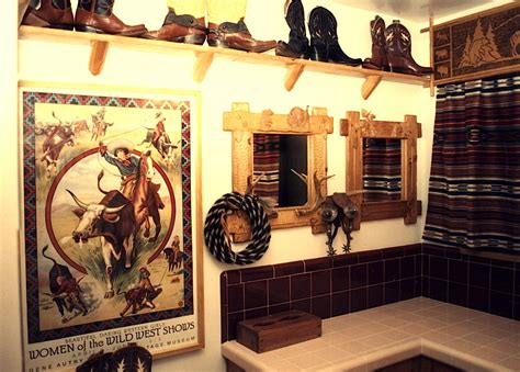 cowboy bathroom ideas cowboy bathroom decor ideas for western bathrooms